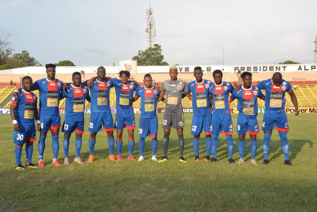 Ligue 1-Pro:le Horoya AC sacré champion de Guinée 2019