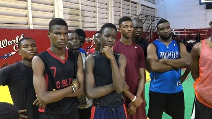 En Guinée la Coupe Nationale (Basket): Centre Fédéral Qualifié pour les ½ finales